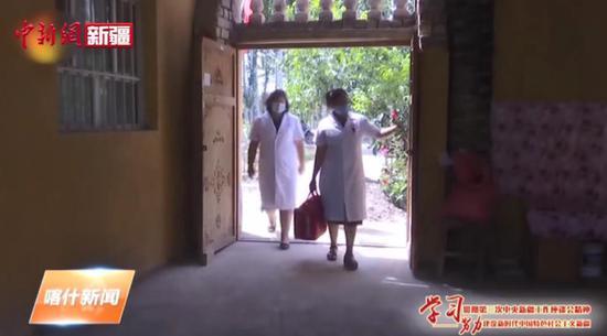 喀什提升医疗服务能力 百姓乐享健康红利