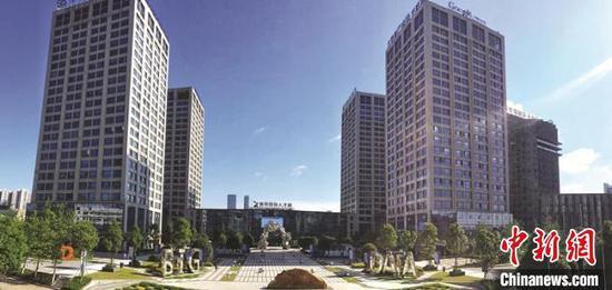 貴州千億級開發區2個 100億級以上開發區38個