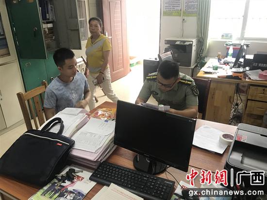 横州马山镇引导优秀青年到部队施展才华实现人生价值