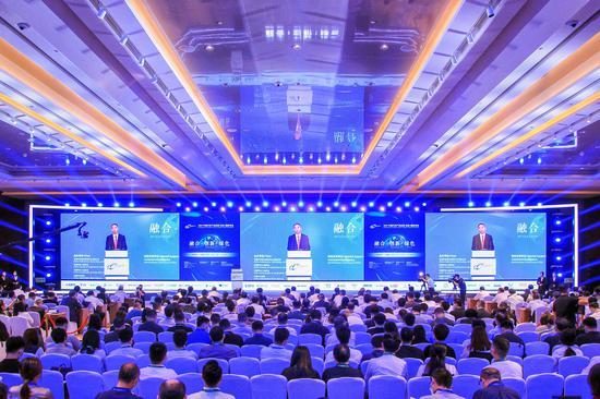 2021中國汽車產業發展(泰達)國際論壇在天津啟幕