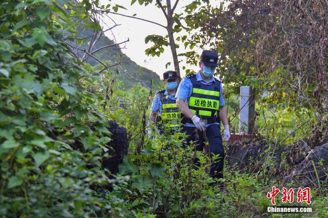 广西边检民警支援边境:守好边境就是守好家