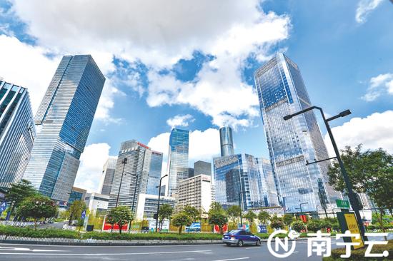 """南宁市全面提升对外开放合作水平""""强开放""""工作稳步推进"""