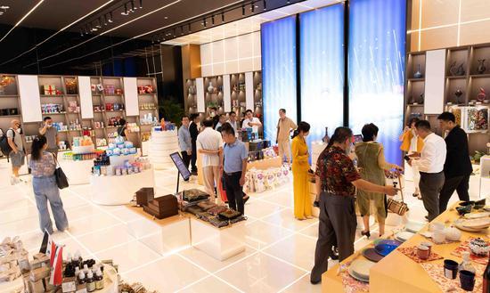 """全球貿易 一起啟航 綠地全球商品貿易港助力天津成為""""國際消費中心城市"""""""