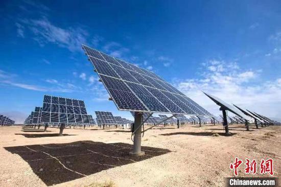 新疆电网接入兵团新能源项目数量破百 装机规模近500万千瓦