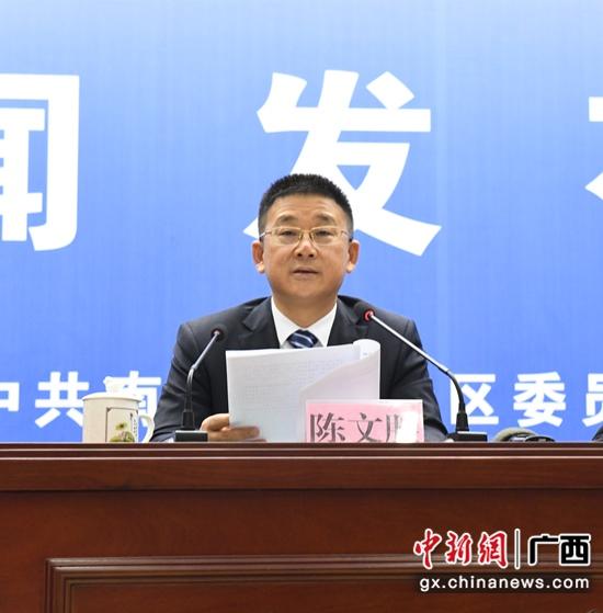 南宁武鸣区打造智慧党建平台 引领基层社会治理新模式