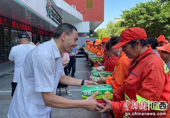 桂林七星区发挥政协力量 助力桂林常态化创城