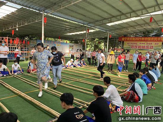 南宁市庆祝2021年中国农民丰收节活动在武鸣启动