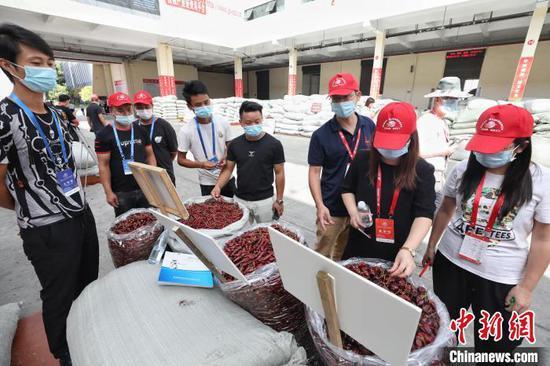 第6届贵州·遵义国际辣椒博览会开幕