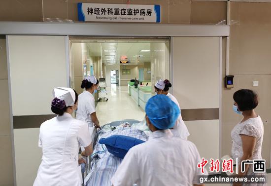 南溪山医院神经外科重症监护病房正式启用