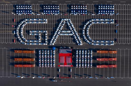广乘国际近千辆新车贴牌出口墨西哥 中国制