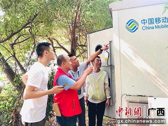 桂林移动多措并举做好国庆节前通信保障