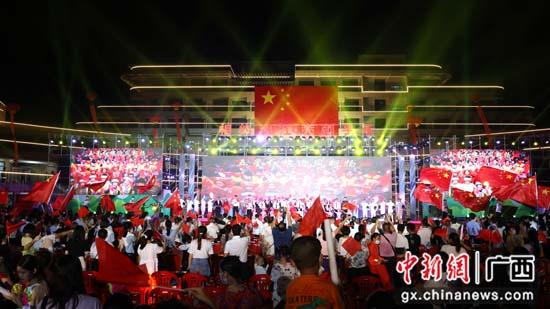 2021桂林•平乐击剑公开赛开幕式暨国庆文艺晚会举行