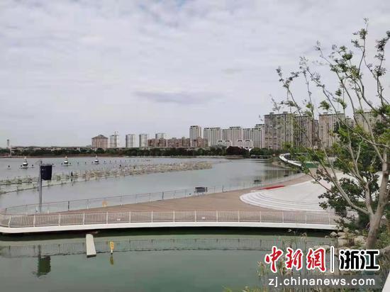 湖州美丽河湖景象  朱新华 摄